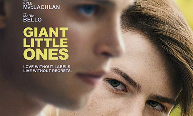 Giant Little Ones (2018) Movie Review By Peter Pluymers