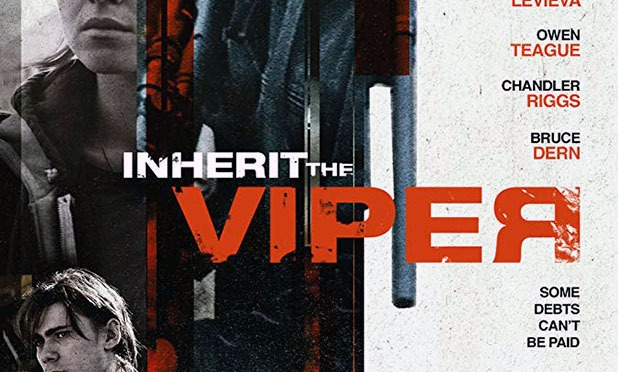 Inherit the Viper (2019) Movie Review By Peter Pluymers