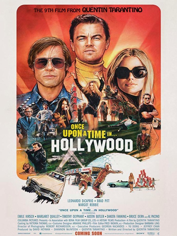 Once Upon A Time...In Hollywood Review