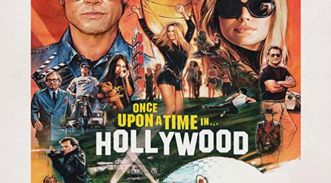 Once Upon A Time…In Hollywood (2019) Movie Review By Gianni Damaia