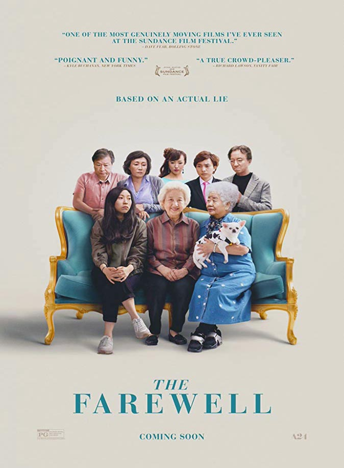The Farewell Review