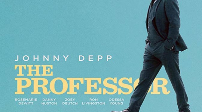 The Professor (2018) Movie Review By Peter Pluymers