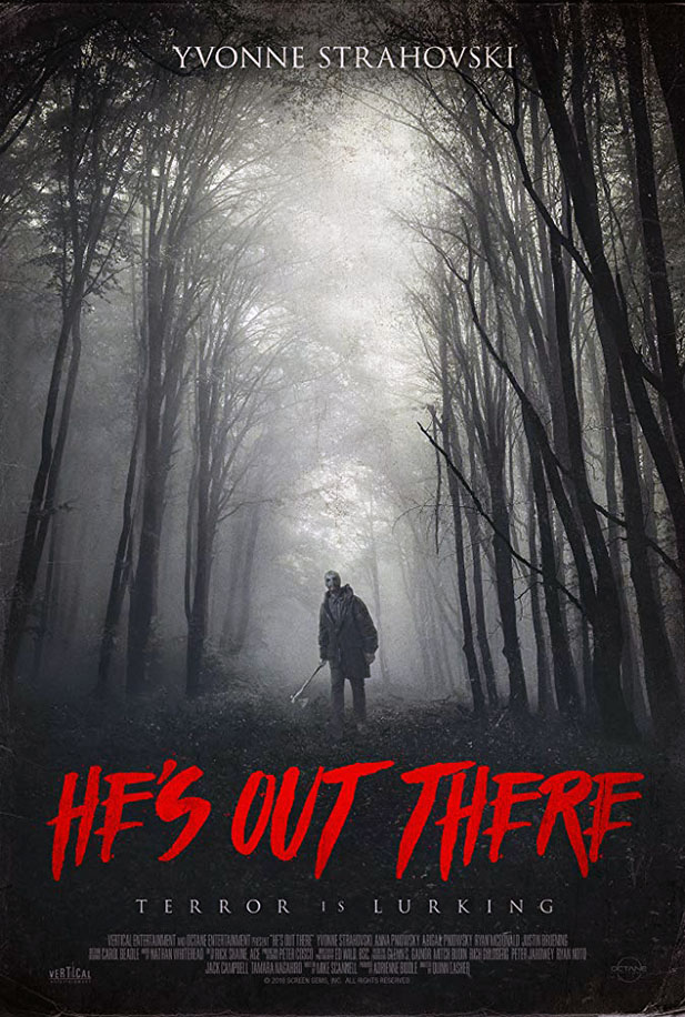 He's Out There Review
