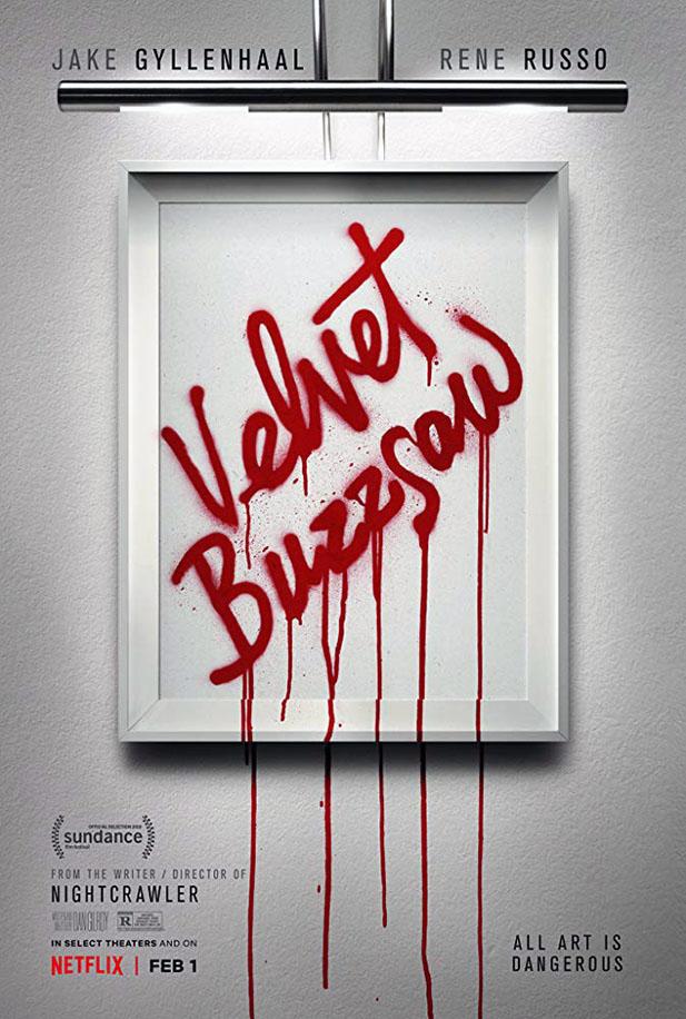 Velvet Buzzsaw Review
