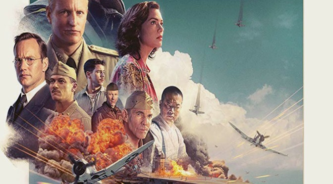 Midway (2019) Movie Review By D.M. Anderson