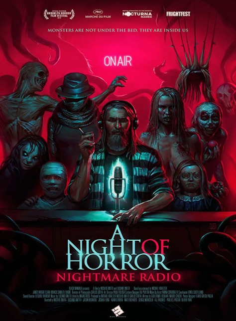 A Night Of Horror - Nightmare Radio Review