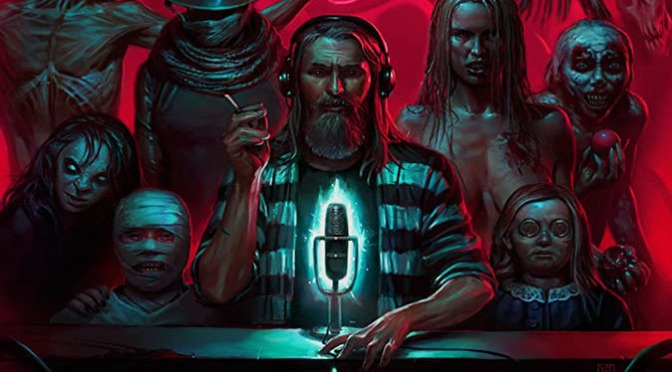 A Night Of Horror: Nightmare Radio (2019) Movie Review By Peter Pluymers