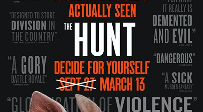 The Hunt (2020) Movie Review By Peter Pluymers