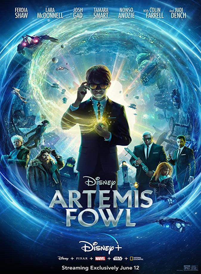 Artemis Fowl Review